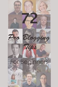 What if some of the top successful bloggers out there gave you their secrets to success? Check out these pro tips and hacks.