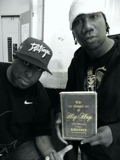 Krs one and DJ premier