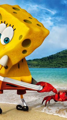 This HD wallpaper is about SpongeBob SquarePants Original wallpaper dimensions is file size is Spongebob Iphone Wallpaper, Disney Phone Wallpaper, 3d Wallpaper, Cartoon Wallpaper, Wallpaper Backgrounds, Spongebob Pics, Nickelodeon Spongebob, Spongebob Background, Cartoon Movie Characters