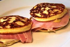 toast / hytteostepandekager: Tilsæt evt lidt smag som f.eks. ost, krydderurter, salt&peber, soltørrede tomater eller andet - alt efter hvad de skal bruges til.