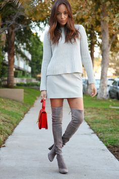 Ring My Bell: Thigh High
