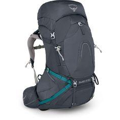 8507cb13834 Aura 50 AG Pack Vestal Grey Weekend Packing, Packing A Cooler, Osprey Aura,