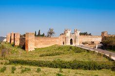 Necrópolis de Chellah, Rabat