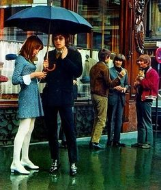 Winter Fashion - 60s Style