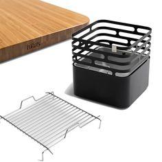 Vuurkorf Cube Multifunctioneel Soap, Dishes, Tablewares, Flatware, Tableware, Cutlery, Plates, Soaps, Dinnerware