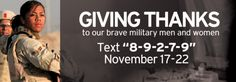 Military Men, Give Thanks, Public Health, Campaign, Thankful, Military Personnel
