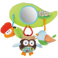 Skip Hop Treetop Friends Stroller Activity Toy - Green - Skip Hop - $19.99