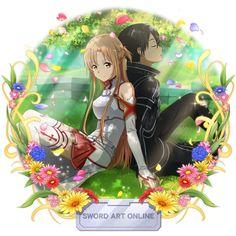 Kirito Kirigaya, Kirito Asuna, Sao Game, Sword Art Online Wallpaper, Anime Base, Princess Zelda, Memories, Fictional Characters, Icons