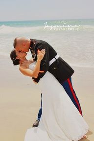 #Marine #Wedding (Jasmine #Photography)