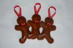 Personalised Gingerbread Men