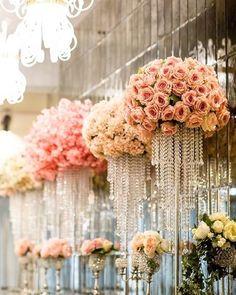 This wedding is blooming with elegance!! Design: @aram_sargisovich