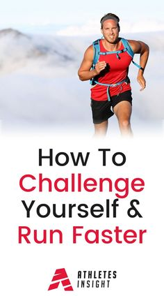 How To Challenge Yourself & Run Faster | Athletes Insight Training