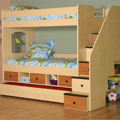 berg utica storage twin over twin bunk bed with trundle bunk bed bedroom design ideas for boys