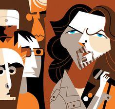 Pearl Jam by Pablo Lobato