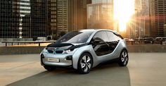 BMW i3 – First Commercial Electric Car from BMW. YES!!!