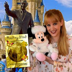 Lily Amis: The Read My Mind Summer Issue 2018 is online! My Mind, Mickey Mouse, Lily, Mindfulness, Entertaining, Magazine, Reading, Summer, Summer Time