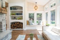 Fixer Upper Season 4 | Chip and Joanna Gaines | Episode 01 | The Cargo Ship House | Sunroom | Statement Lighting