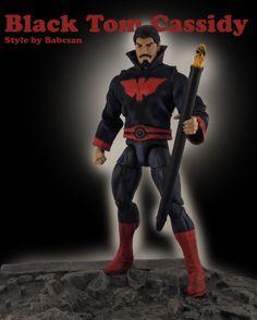 Black Tom Cassidy (Marvel Legends) Custom Action Figure