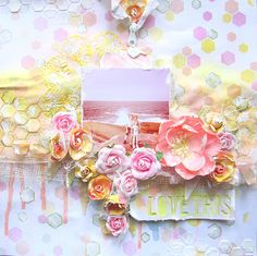 Love+this-+Sassy+Scrappers+GD-+Pink+Paislee - Scrapbook.com