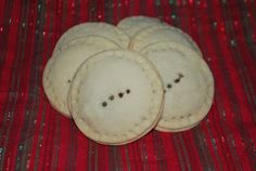 I would like to introduce you to my most favorite Christmas cookies of all time.date-nut filled cookies. They may not sound all that awes. Date Filled Cookie Recipe, Filled Cookies, Cookie Recipes, Date Recipes, Great Recipes, Favorite Recipes, Date Cookies, Sweet Cookies, Christmas Cookies