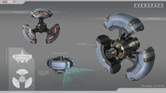 Post with 85 votes and 11221 views. Tagged with rpg, scifi, scifiart, coriolis, freeleague; Shared by Steamjack. Coriolis - An inspirational RPG dump Star Citizen, Spaceship Concept, Robot Concept Art, Objet Star Wars, Small Drones, Sci Fi Weapons, Weapons Guns, Drone Technology, Pvp