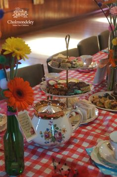 Respite Care, Organisers, Mad Hatter Tea, Raise Funds, Raising, Tea Party, Table Settings, Stress, Layout