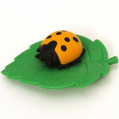 Ladybird Ladybug Eraser