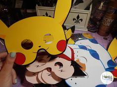 Pokemon Party - Masks