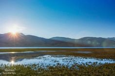 Cuddle with your loved one, watch a stunning sunrise at Tso Moriri, and be absolutely happy! #Ladakh #IncredibleIndia