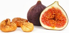 Figs – Natural Remedy For Anemia Dried figs can provide of the recommended daily amount of iron that our body needs. To achieve maximum effect, eat thi Jerky Recipes, Raw Food Recipes, Fall Recipes, Chicken Recipes, Easy Pudding Recipes, Yummy Smoothie Recipes, Skillet Recipes, Dried Figs, Fresh Figs