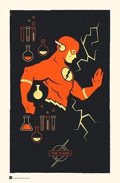 DC Superhero Profiles: The Flash