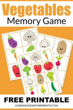 Memory Games For Kids, Visual Memory, Matching Games, Educational Activities, Book Lists, Free Games, Your Child, Free Printables, Card Stock