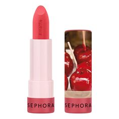 Buy Lipstick from Sephora Collection here. What it is: Want to reinvent your own every day? Fancy Makeup, Kids Makeup, Gorgeous Makeup, Sephora Lipstick, Sephora Makeup, Makeup Lips, Lipsticks, Maquillage Normal, Mac Face Charts