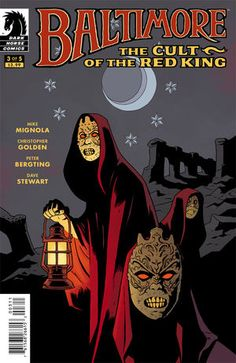 Baltimore: The Cult of the Red King #3