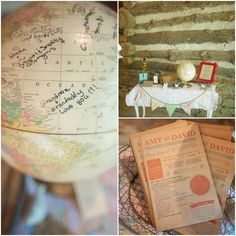 142 best Rustic Wedding Guestbooks images on Pinterest | Rustic ...