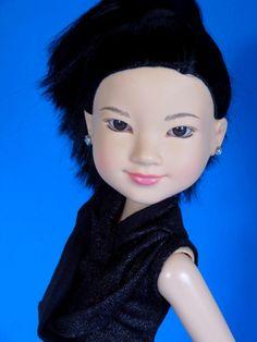 bfc ink doll tunic and leggings: zeta by sylvieandbruno on Etsy