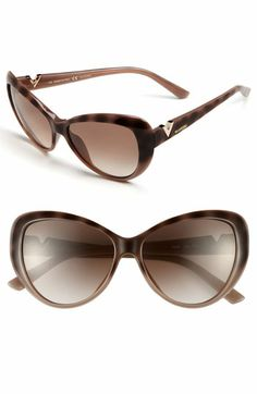 Valentino Cat's Eye Sunglasses available at #Nordstrom