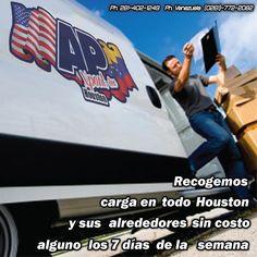 """APxport. Si envías con nosotros cualquier caja (Pequeña 12""""x12""""x16"""", Mediana 18""""x18""""x16"""" o Grande 18""""x18""""x24"""") te regalamos una caja vacía de igual tamaño. #Houston #Texas para #Venezuela #like4like #follow #Likeforlike #instalike #followme #Apxport"""