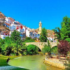 Alcala Del Jucar, Spain
