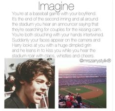 Ohmygod I'm like obsessed with baseball and I'm just picturing the Giants staduim and I'm literally drowiNG IN TEARS