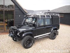 USED LAND ROVER DEFENDER XS Double Cab PickUp TDCi Lymington Hampshire