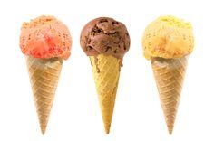 Ice cream corn
