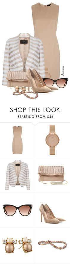"""""""Sin título #1706"""" by asunvitoria ❤ liked on Polyvore featuring Jaeger, Skagen, Paul Smith, Deux Lux, Tom Ford, Gianvito Rossi and Kate Spade"""