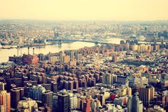 New York City Fine Art Photography Vintage New York Sky Line