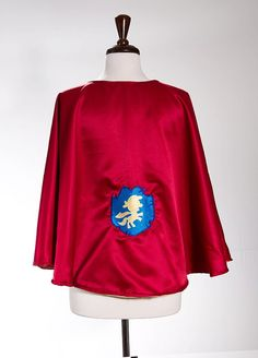 EPIC CMC cape. Perfect for Sweetie Belle or Applebloom cosplay. Would not recommend for Scootaloo cospay because of wings. Expensive, but well worth it (look how nice it looks!) $50 on Etsy
