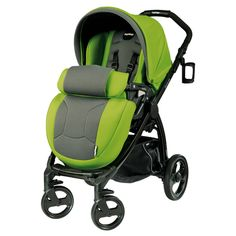 Best Stroller of 2012: Carucior 3 in 1 Book Plus Completo