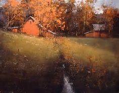 ramona youngquist paintings - My Yahoo Image Search Results Landscape Artwork, Contemporary Landscape, Contemporary Paintings, Abstract Landscape, Barn Art, Seascape Art, Impressionist Landscape, Virtual Art, Pastel Art