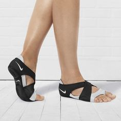 Nike Studio Wrap Women's Training Shoe-Yoga, Dance ...anything barefoot maybe for training I dislocated a couple of toes years ago so it makes turning challenging