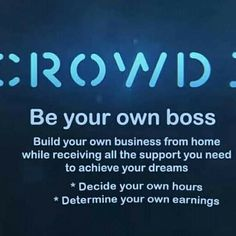 Join  crowd1 business and make money..click the link below and get started.  crowd1.com/signup/onahngwai How To Make Money, How To Become, Get Started, Dreaming Of You, Join, App, Business, Apps, Store