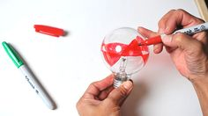 How to Paint a Light Bulb: 7 Steps - wikiHow
